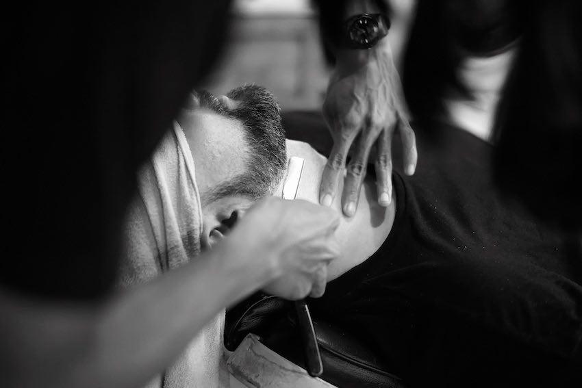 Der rechte Barbier von Adelbert von Chamisso