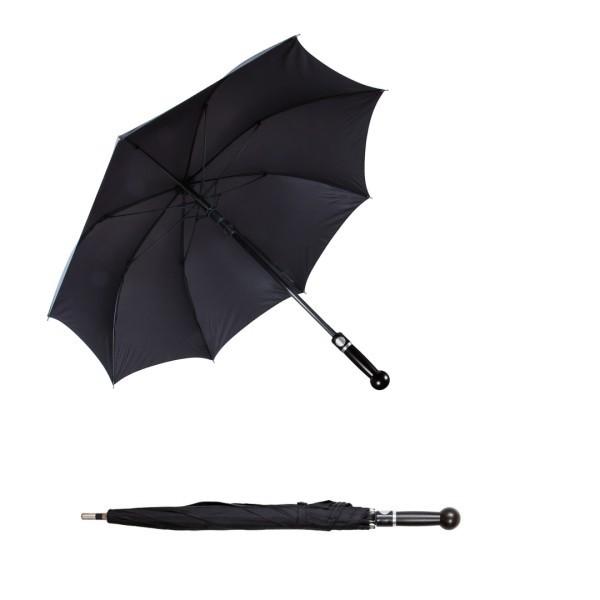 sturmsicherer Schirm city-safe aus fiberglas