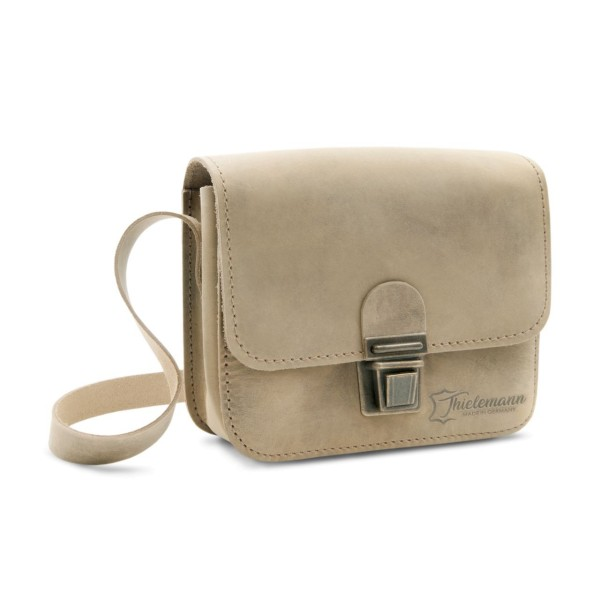Herren-Handtasche aus Leder London new-antik