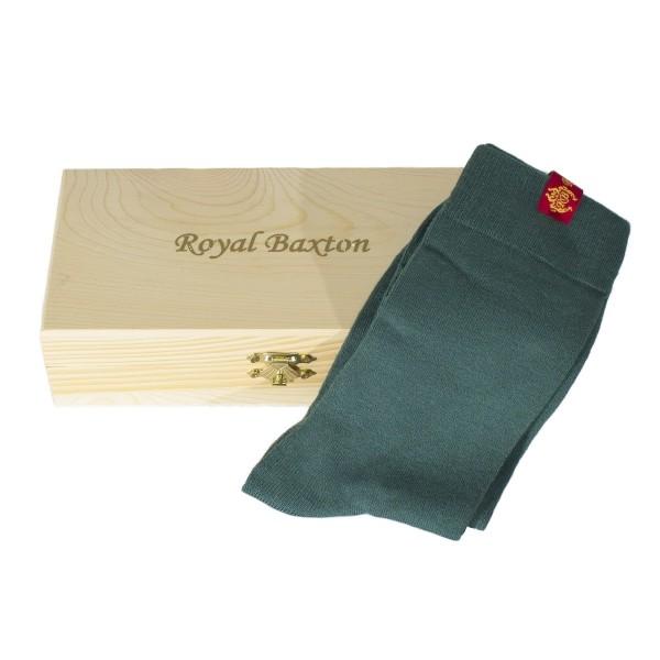 Herren-Socken grün Royal Baxton