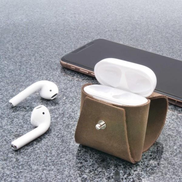 Schutzhülle für Apple AirPods old antik