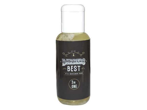 Barbers Best Bartshampoo