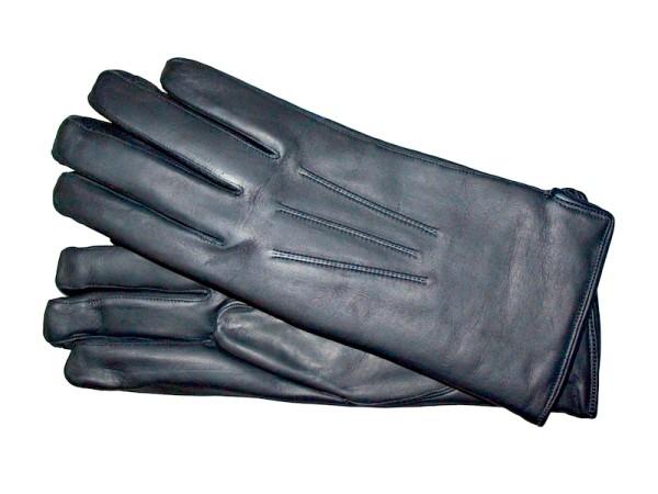 Handschuhe schwarz für Herren