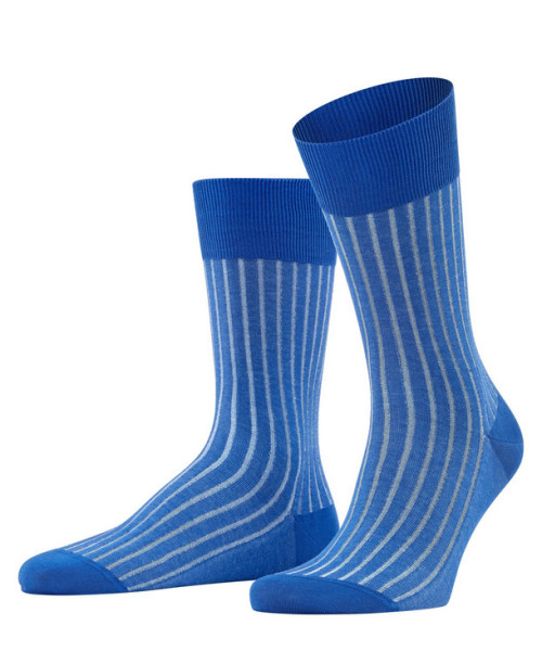 Herren-Socken Falke Shadow paris-blue