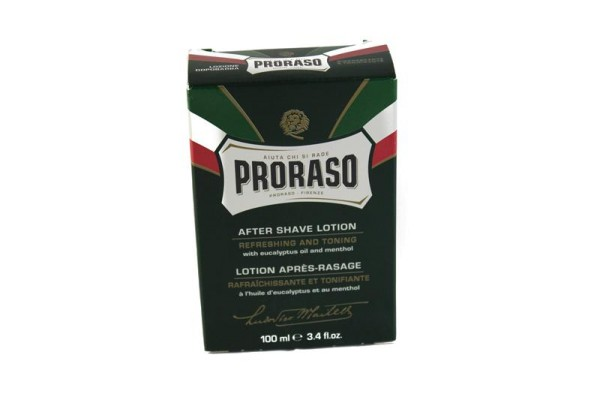 Proraso Aftershave Lotion mit Eukalyptus