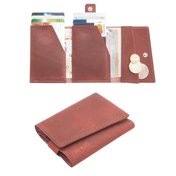 Herren-Portemonnaie mit Münzfach Max